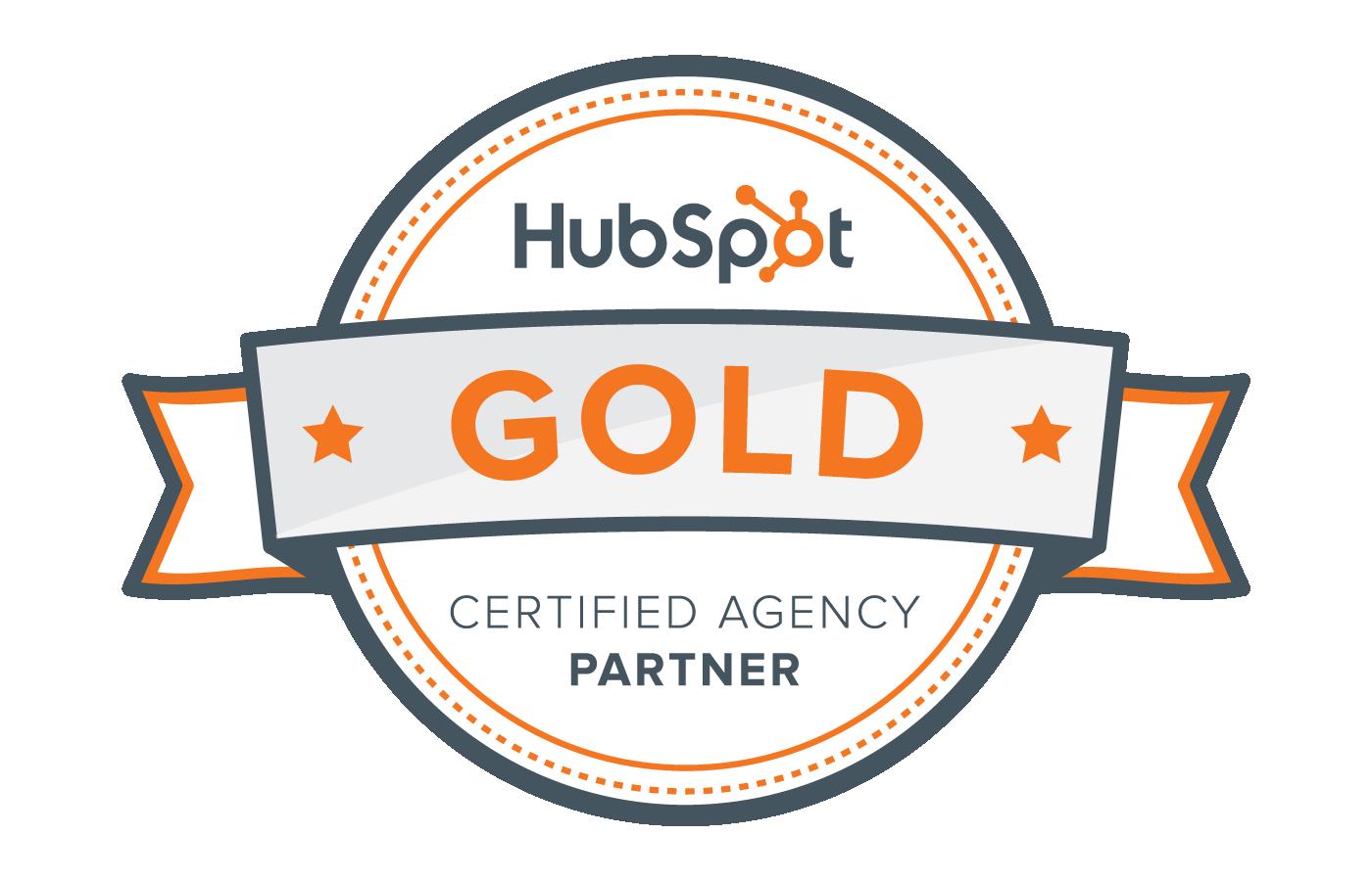 Crasman on nyt HubSpotin Gold Partner.